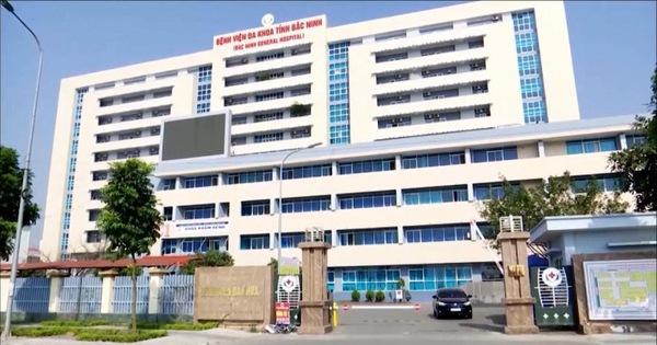 Bắc Ninh tìm người đến Bệnh viện Đa khoa tỉnh từ ngày 25-4 đến nay