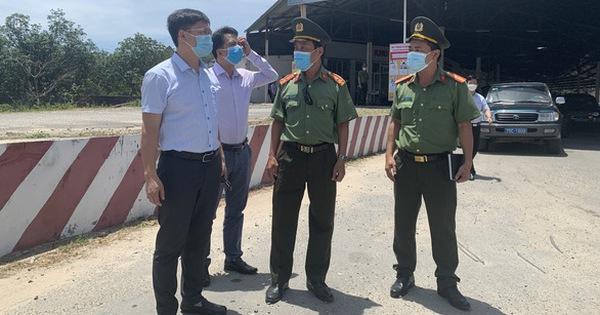 Thừa Thiên Huế phong tỏa một xã, giãn cách xã hội toàn huyện Phong Điền