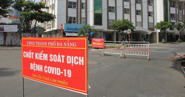 Sở Y tế Đà Nẵng thông tin về việc giám đốc Sở Tư pháp mắc COVID-19