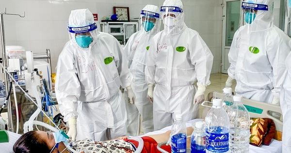 Y bác sĩ đang chống dịch ở Bắc Giang: 'Ấm áp khi được hậu thuẫn, động viên'