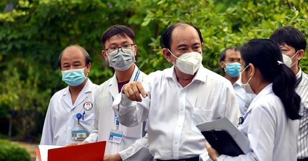 Phó giám đốc Sở Y tế TP.HCM: 'Hệ thống cấp cứu đang rất nỗ lực, mong được sự chia sẻ từ người bệnh'