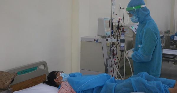 24 giờ qua TP.HCM có 117 ca COVID-19 nhập viện