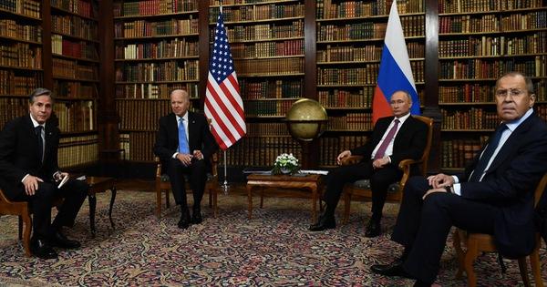 Quan chức Nhà Trắng: Họp song phương nhóm lớn Mỹ-Nga ''bể dĩa''
