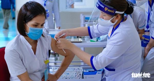 Chính phủ đồng ý mua 30 triệu liều vắc xin AstraZeneca từ VNVC