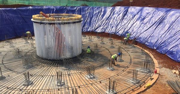 Các dự án điện gió thi công khi chưa đủ thủ tục gây bức xúc cho người dân