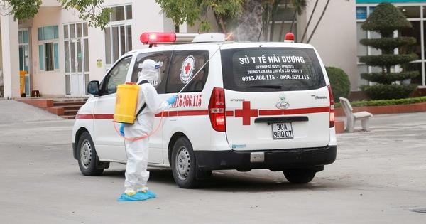 Tìm người liên quan tài xế mắc COVID-19 đi xuyên Việt từ TP.HCM tới Lào Cai