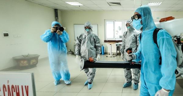 Sự cố phóng viên tác nghiệp tại Bệnh viện điều trị COVID-19 Cần Giờ