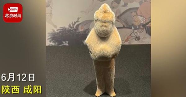Xôn xao tượng cổ 'mọc lông' ở Trung Quốc