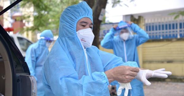 28 cán bộ y tế mắc COVID-19 trong Khu điều trị bệnh nhân ở Bắc Giang - vietllot 655