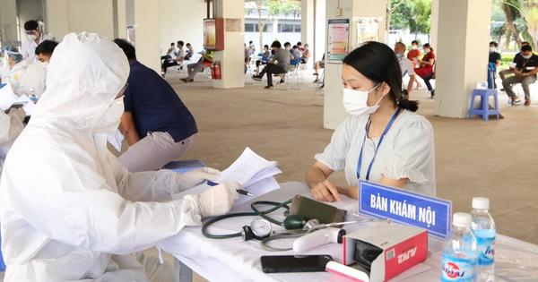 Khoảng 120.000 công nhân ở Bắc Giang sẽ lần lượt trở lại nhà máy