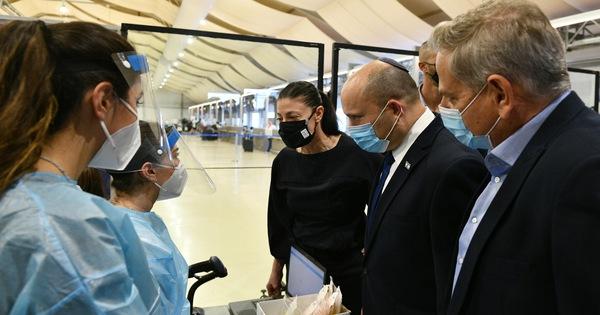 Hình mẫu tiêm chủng Israel đối diện đợt dịch mới, lo biến thể Delta