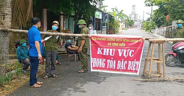 Chủ tịch Hải Phòng yêu cầu thực hiện giãn cách xã hội theo Chỉ thị 16 toàn huyện Vĩnh Bảo