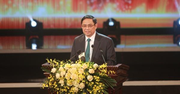 Thủ tướng Phạm Minh Chính: Quỹ vắc xin là quỹ của sự nhân ái, niềm tin, tinh thần đoàn kết