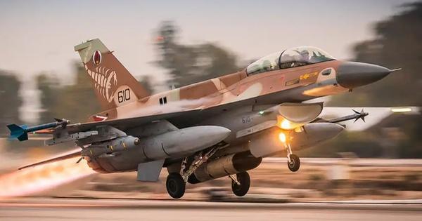 Syria bắn hạ loạt tên lửa Israel dồn dập bay tới thủ đô Damascus
