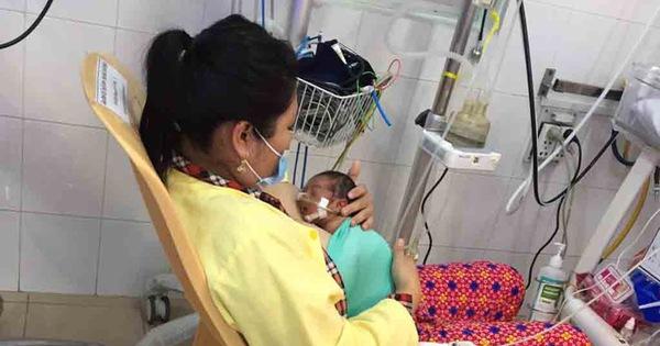 Bệnh viện Tiền Giang nuôi sống trẻ sơ sinh nặng 900 gram
