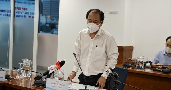 Tại sao các bệnh viện TP.HCM xin khẩn máy thở?