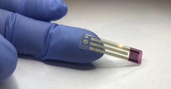 Úc phát triển thành công công nghệ đo đường huyết không cần lấy máu