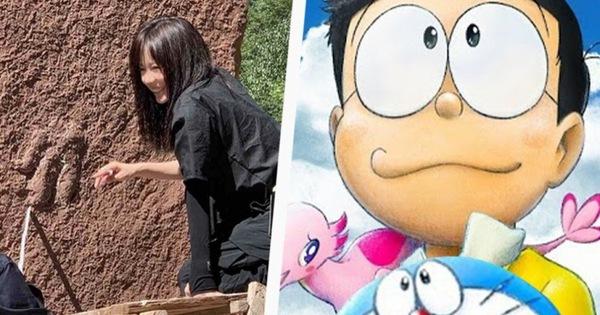 Loài khủng long mới ở Trung Quốc được đặt tên theo truyện Doraemon