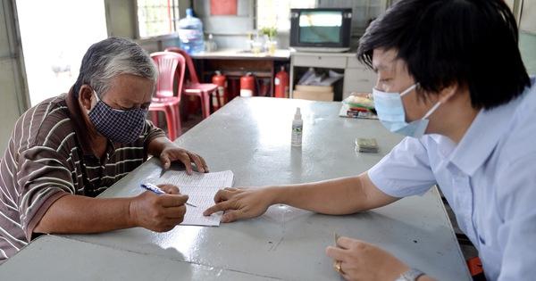 Tiền hỗ trợ đã đến tay 212.000 lao động tự do ở TP.HCM - Tuổi Trẻ Online