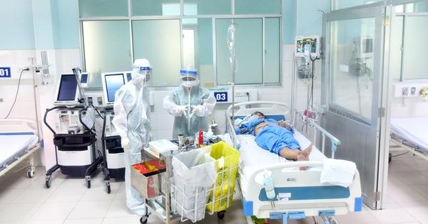 Bệnh viện điều trị COVID-19, bệnh viện dã chiến ở TP.HCM cấp bách tìm máy thở, nguồn oxy