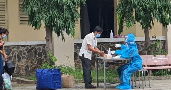 TP.HCM: Đã có 1.712 bệnh nhân CVID-19 ở Bệnh viện dã chiến số 1 xuất viện