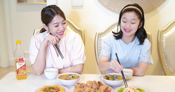 Diệp Chi, Nguyễn Ngọc Thạch kiểm soát cholesterol bằng chế độ ăn uống