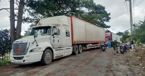 Tạm giữ 29 tấn khoai tây Trung Quốc chuyển vào Đà Lạt