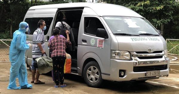 TP.HCM: 1.800 bệnh nhân ở Bệnh viện Dã chiến số 3 đã xuất viện