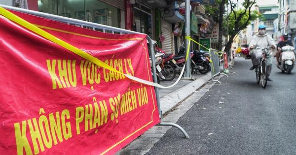 Từ sáng tới trưa 31-7, Hà Nội công bố thêm 49 ca COVID-19 mới