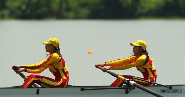 Cập nhật kết quả Olympic 2020: Đôi Thảo - Hảo thất bại ở vòng đấu lại môn rowing