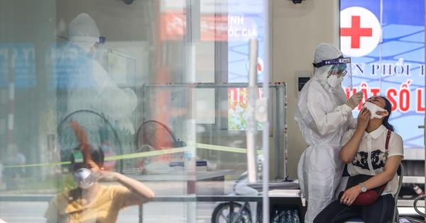 Thông báo tìm người đến Bệnh viện Phổi Hà Nội từ 6 đến 25-7