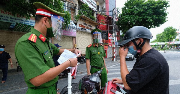 Hà Nội: Đa số của 73 ca COVID mới ngày 1-8 là từ cộng đồng