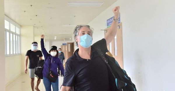 TP.HCM đã cho xuất viện 25.189 ca Covid lành bệnh