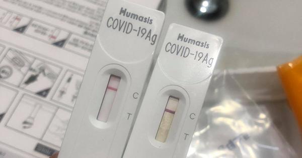 TP.HCM: Chấn chỉnh mua bán test nhanh COVID-19 tại các nhà thuốc