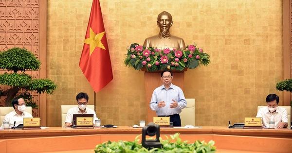 Thủ tướng: Chống dịch quyết liệt hơn với những giải pháp đặc biệt