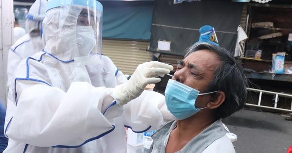Tối 30-7: Cả nước có 3.704 ca COVID khỏi bệnh, 3.657 ca mắc mới