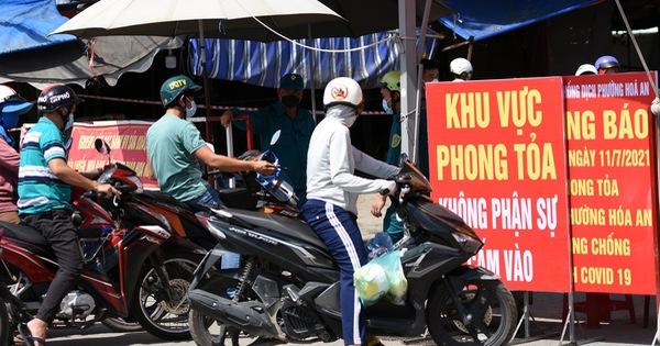 Đồng Nai gia hạn phong tỏa 55.000 hộ dân ở Biên Hòa thêm 14 ngày