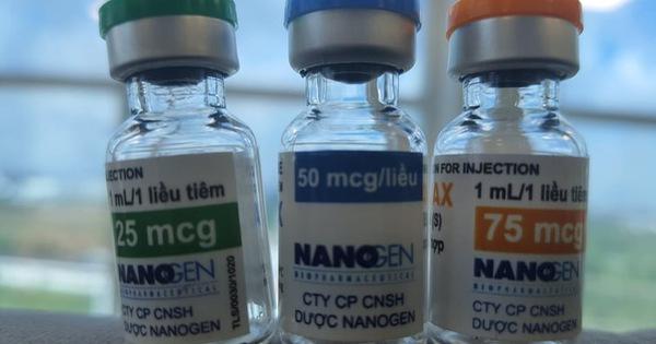Báo cáo mới nhất của Nanogen: Vắc xin Nano Covax ước lượng có hiệu lực bảo vệ 90% - gi�� v��ng h��m nay