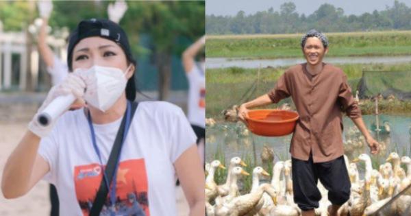 Phương Thanh cảnh báo chiêu tố lừa đảo; kênh YouTube của Hoài Linh tuột dốc không phanh - bơi