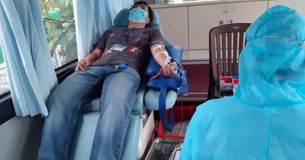 ĐBSCL đang thiếu trầm máu trọng cho cấp cứu