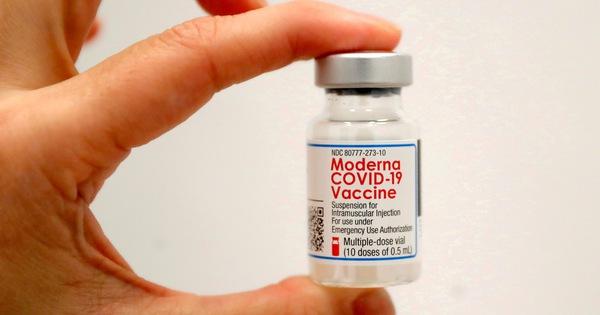 Vắc xin Moderna hiệu quả 93% trong 6 tháng sau mũi thứ 2