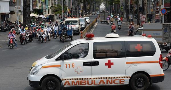 Giám đốc Trung tâm cấp cứu 115: 'Sau 18h đường trống, một số xe cứu thương vẫn hú còi phiền dân'