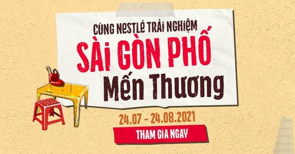 Mang ẩm thực đường phố Sài Gòn về nhà mùa dịch