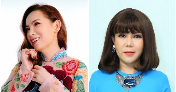 Việt Hương đại diện cho Phi Nhung tại Việt Nam
