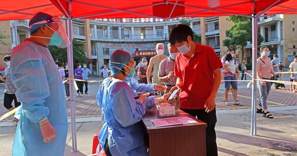 Số ca COVID-19 cộng đồng ở Phúc Kiến, Trung Quốc tăng theo cấp số nhân