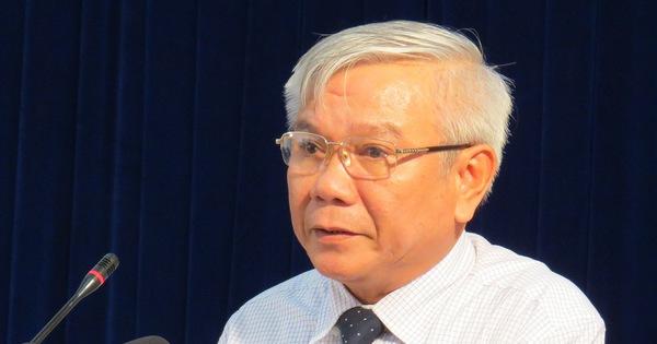 Khởi tố, bắt tạm giam cựu giám đốc Sở Xây dựng Khánh Hòa Lê Văn Dẽ