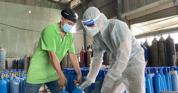 Bộ Y tế: Oxy y tế cần được ưu tiên vận chuyển 24/24h