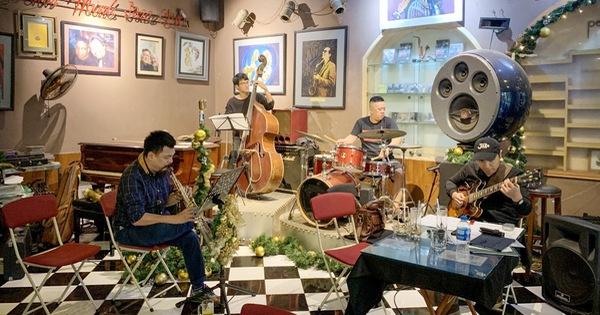 Khúc giao duyên của jazz và quan họ
