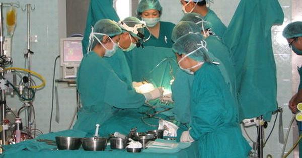 Thanh Hóa: Khai trương phòng phẫu thuật tim hở cho trẻ em
