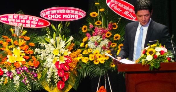 Diễn viên Bình Minh làm phó chủ tịch Hội Điện ảnh TP.HCM - kết quả xổ số phú yên
